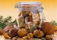 Как варить грибы для маринования