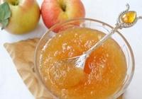 Как варить яблочный джем