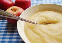 Как варить яблочное пюре
