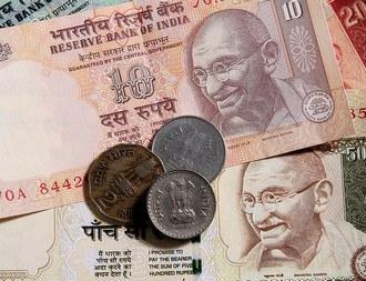 Калькулятор курса индийской рупии