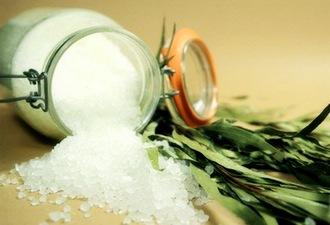 Сколько грамм соли в стакане