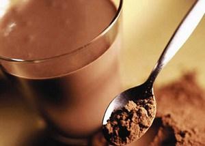 Сколько грамм в чайной ложке какао порошка?