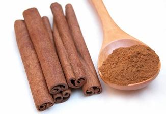 Сколько грамм в чайной ложке корицы?
