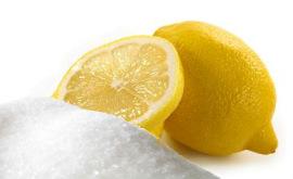 Сколько грамм в чайной ложке лимонной кислоты