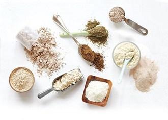 Сколько грамм в столовой ложке протеина