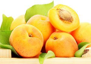 Сколько калорий в абрикосах