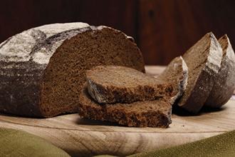 Сколько калорий в черном хлебе