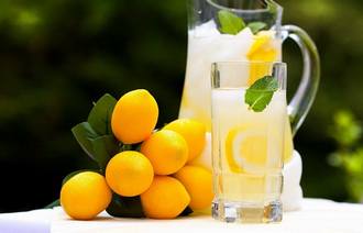 Сколько калорий в лимоне