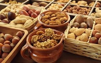 Сколько калорий в орехах