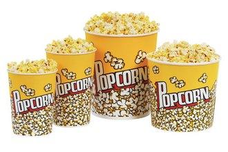 Cколько калорий в попкорне