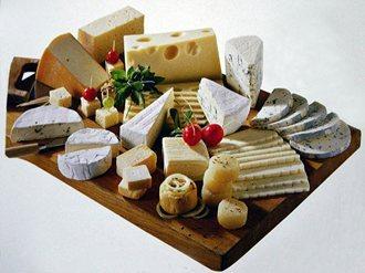 Сколько калорий в сыре