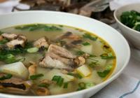 Сколько нужно варить рыбный суп