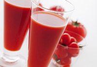 Сколько нужно варить томатный сок