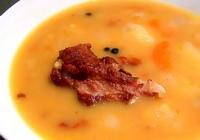 Сколько варить гороховый суп с ребрышками