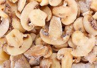 Сколько варить грибы замороженные