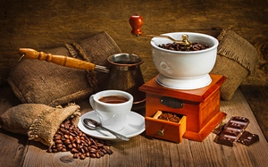 Сколько варить кофе в турке