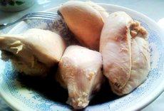 Сколько варить куриную грудку