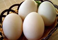 Сколько варить утиные яйца
