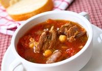 Сколько варится баранина для супа